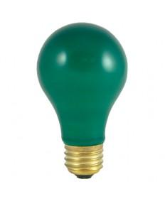 Bulbrite 106460 | 60 Watt Incandescent A19 Party Bulb, Medium Base