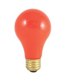 Bulbrite 106560 | 60 Watt Incandescent A19 Party Bulb, Medium Base