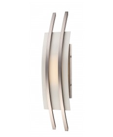 Nuvo Lighting 62/102 Trax 1 Module Wall Sconce with Frosted Glass