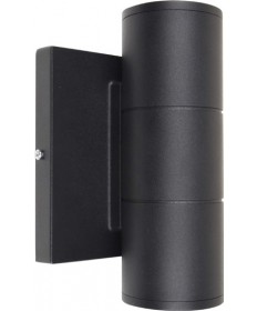 Nuvo Lighting 62/1142 2 Light LED Small Up/Down Sconce Fixture Black