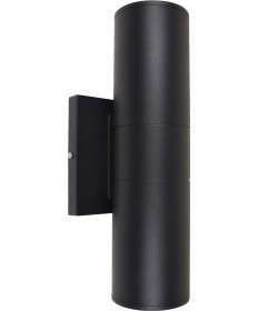 Nuvo Lighting 62/1144 2 Light LED Large Up/Down Sconce Fixture Black
