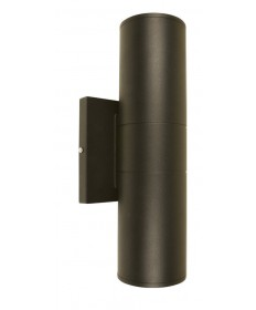 Nuvo Lighting 62/1146 2 Light LED Large Up/Down Sconce Fixture Black
