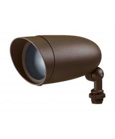Nuvo Lighting 62/1200 LED Landscape Flood 6W Bronze Finish 3000K
