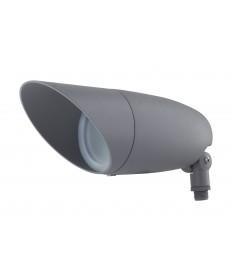 Nuvo Lighting 62/1208 LED Landscape Flood 12 Watt 3000K Light Gray