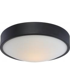"Nuvo Lighting 62/776 Perk 13"" LED Flush with White Glass"