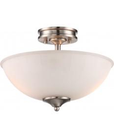 Nuvo Lighting 62/808 Tess Semi Flush