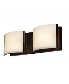 Access Lighting 62292-BRZ/OPL Nitro2 2-Light Vanity