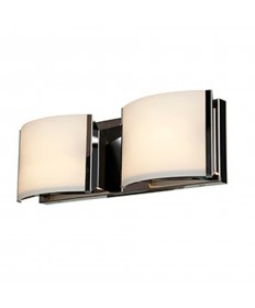 Access Lighting 62292-BS/OPL Nitro2 2-Light Vanity