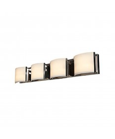Access Lighting 62294-BS/OPL Nitro2 4-Light Vanity