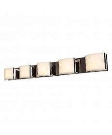 Access Lighting 62295-BS/OPL Nitro2 5-Light Vanity