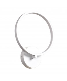Access Lighting 63983LEDD-WH/ACR Eternal Circular Dimmable LED Wall