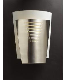 PLC Lighting 6421SN113GU24 1 Light Sconce Daya Collection