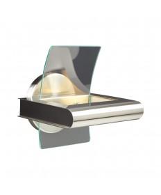 PLC Lighting 6443 SN 1 Light Sconce Patrick Collection