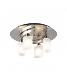PLC Lighting 648 SN Wyndham Collection