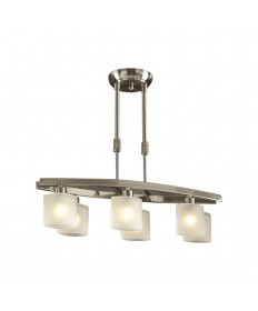 PLC Lighting 649 SN Wyndham Collection