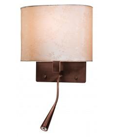 Access Lighting 70021LED-CH/CRM Epiphanie LED Gooseneck Wall Lamp