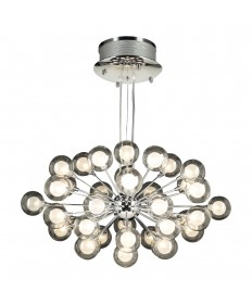 PLC Lighting 72108 PC Coupe Collection
