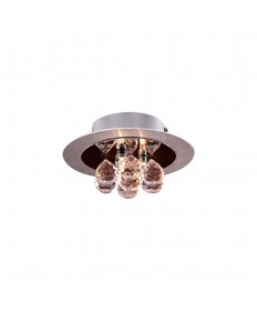 PLC Lighting 72131 AL/PC Bolero Collection