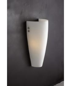 PLC Lighting 7527 OPAL 1 Light Sconce Julian-I Collection