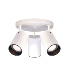 Nuvo Lighting 76/416 3 Light R20 Straight Cylinder