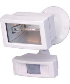 Nuvo Lighting 76/504 1 Light 5 inch Flood Light, Exterior Mini Halogen w/Motion Sensor