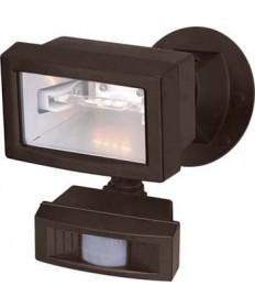 Nuvo Lighting 76/505 1 Light 5 inch Flood Light, Exterior Mini Halogen w/Motion Sensor