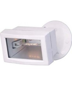 Nuvo Lighting 76/510 1 Light 5 inch Flood Light, Exterior Mini Halogen