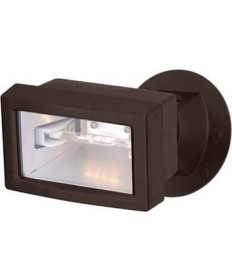 Nuvo Lighting 76/511 1 Light 5 inch Flood Light, Exterior Mini Halogen