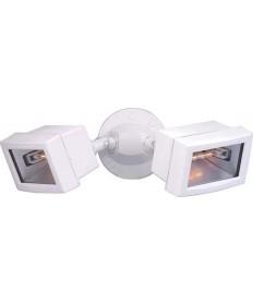 Nuvo Lighting 76/512 2 Light 15 inch Flood Light, Exterior Twin Mini Halogen