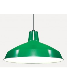 Nuvo 76/660 | 16'' inch Warehouse Shade Pendant Green