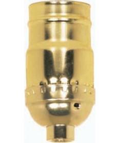 Satco 80/1669 Satco Aluminum Standard Keyless Socket