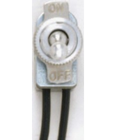Satco 80/1767 Satco On Off Metal Toggle Switch
