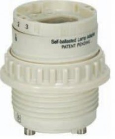 Satco 80/1857 26 Watt G24q-3 Electronic Self-Ballasted Cfl Lamp-Holder