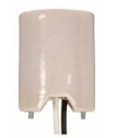 Satco 80/2091 Satco 1500W-600V Keyless Porcelain Mogul Base Socket
