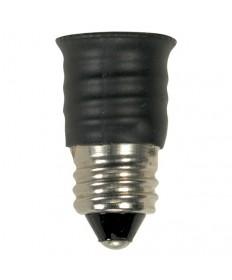 Satco 80/2539 Mini Candelabra To Candelabra E11 - E12 Reducer