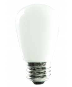 Halco 80521 S14WH1C/LED LED S14 1.4W White Dimmable