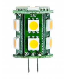 Halco 80693 JC10/1WW/LED LED JC LED 1.5W 10-18V 3000K G4 PRO