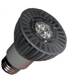 Halco 80736 PAR20/7AMB/NFL/LED LED PAR20 7.2W 25DEG AMBER E26 PROL