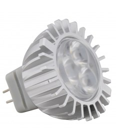 Halco 81093 MR11FTD/827/LED LED MR11 3w 30Deg 2700k GU4 ProLED