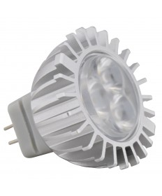 Halco 81096 MR11FTC/827/LED LED MR11 3W 22DEG 2700K GU4 PROLED