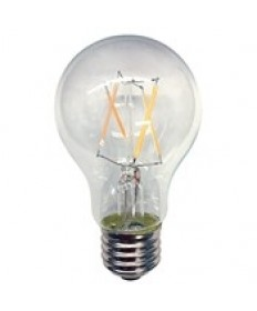 Halco 81128 A19CL4ANT/827/LED A19 4.5W 2700K Dimmable Filament E26