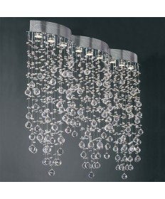 PLC Lighting 81627 PC Drizzle Collection