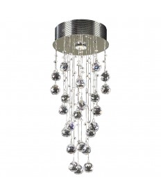 PLC Lighting 81720 PC Beverly Collection