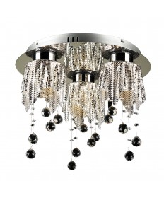 PLC Lighting 87723 PC Mirabelle Collection