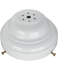 Satco 90/1504 Satco 90-1504 6 inch White Fitter