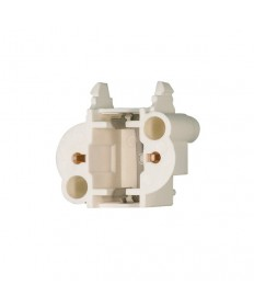 Satco 90/1540 Horizontal Snap-In G23-G23-2 Base CFL Socket