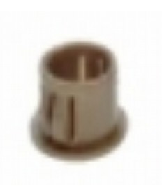 "Satco 90/1824 Satco Gold Nylon Snap-In Bushing for 5/16"" Hole"