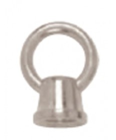 Satco 90/2514 Satco 1 inch Brushed Nickel Finish 1/8IP Female Loop