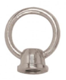 "Satco 90/2515 Satco 1.5"" Brushed Nickel Finish 1/8IP Female Loop"