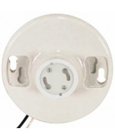 Satco 90/2587 Satco Ivory 6A-125V 3A-250V 3A-125V On Off Cord Switch